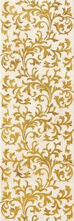 Lineage Ivory-Gold Décor