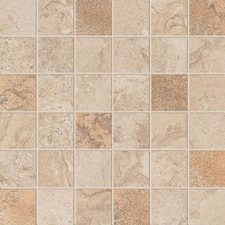 Alpes Raw Mos.quadr.glam Sand 30X30