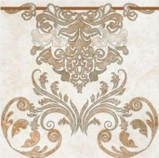 Sand Stone Cream Border K084344