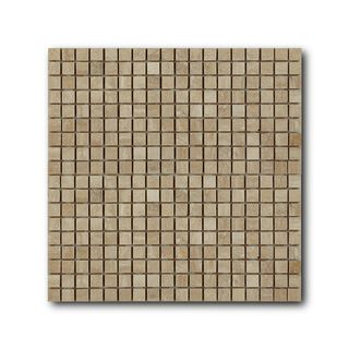 Marble Mosaic Ivory Travertine