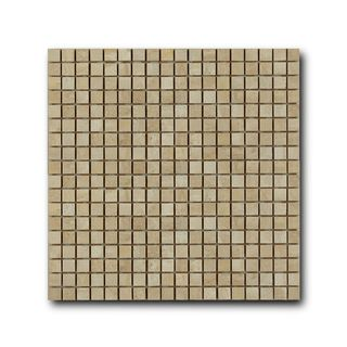 Marble Mosaic Travertino Classico
