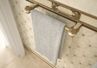 Towel Rack Stucco Gold (вешалка)
